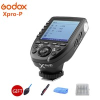 Godox XPro P Flash Trigger Transmitter with TTL 2.4G Wireless X System HSS LCD Screen for Pentax K 1,645Z,K70,K50,KP,K S2,K 3 II