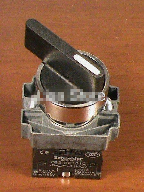 2PCS XB2BJ25C N/O N/C 2 Positions Maintained Extended Lever Select Switches Replace Telemecanique