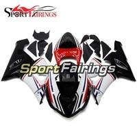 Fairings For Kawasaki Ninja ZX6R ZX 6R 636 Year 05 06 2005 2006 ABS Motorcycle Full Fairing Kit Bodywork Cowling White Black New