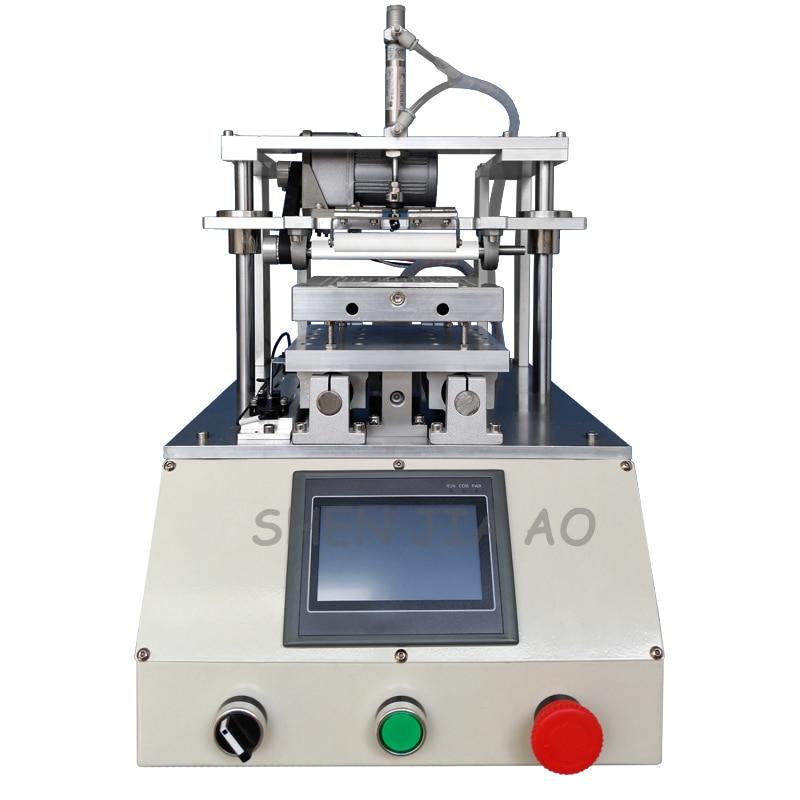 1 шт. Автоматическая OCA машина для склеивания резины силикагель ролик поляризационный жидкокристаллический экран машина для удаления клея 220 В