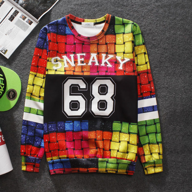 2015 cotton and polyester 3d printing sweatshirt men full hoodies assassins creed mens hoodies and sweatshirts hip hop