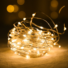 2M 5M 10M USB 5V Led String Lights Copper Wire LED Decoration Fairy For Birthday Party Garland Wedding DIY Bedroom