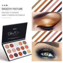 Fashion Eye Makeup Lady 15 Color Shadow Sunset Palette Eyeshadow tray hot sale  new eye makeup