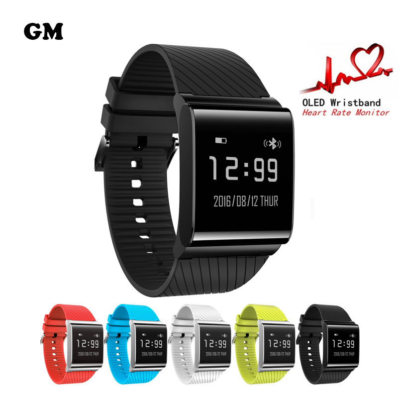 Smartband Watches X9 Plus Blood Pressure Bluetooth Bracelet Heart Rate Monitor Smart Wristband Fitness for Android