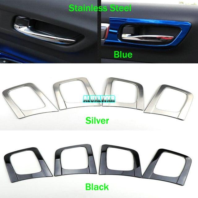 Fit Für Renault Koleos Samsung QM6 2017 Edelstahl Auto Innentürgriff Bezugs  Auto Zubehör Auto Styling