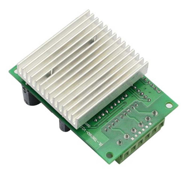 Hot TB6560 3A CNC Router Single 1 Axis Controller Stepper Motor Driver Module --M25 cnc router intelligent 3 axis tb6560 stepper motor driver 3a with lcd display control pad