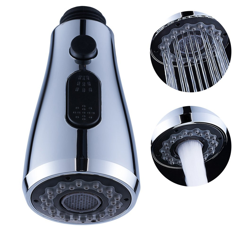 popular kitchen faucet spray head replacement buy cheap kitchen