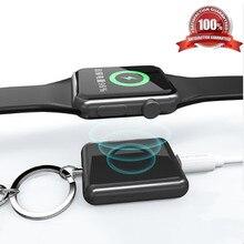 Портативный Магнитный адаптер для беспроводной зарядки для Apple Watch iWatch серии 1/2/3/4