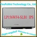 """Бесплатная доставка 15.6 """"ноутбук ЖК-экран LP156WF4 SLB1 LP156WF4 SLC1 1920*1080 40PIN ips"""