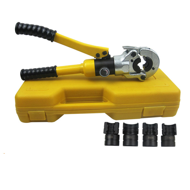 Hydraulic Pipe Tube Crimping Tool CW 1632 Pex Fitting Tool 16 32mm10Ton Floor Heating Pipe Plumbing