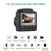 WonVon Mini Car DVR Camera Dash Cam Full HD 1080P Video Registrar Night Vision Car Camera G sensor Video Registrator Dash Camera