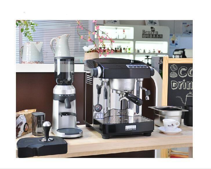 220 в профессиональный эспрессо эспрессо кофемашина кд-210s2 близнецы термо-гигрометр блок эспрессо