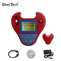 OkeyTech Mini Zedbull Smart Zed Bull Auto Car Key Transponder Key Programmer Support 8C 8E Chip Multi language Zedbull Key Maker