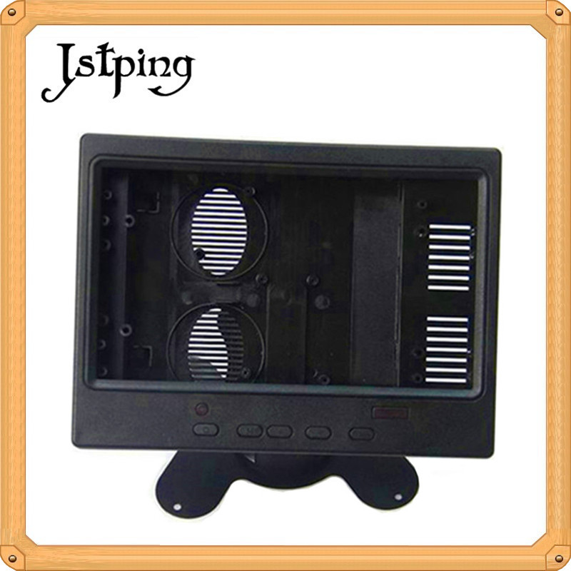 Jstping 10.1 Inch 16:9 16:10 LCD Screen Plastic Box Electronics Plastic Case Housing EJ101IA-01G For Raspberry Pi Driver Board