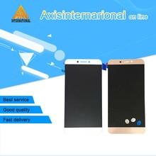 Para Le Letv 1 S X500 Axisinternational X501 pantalla LCD + touch panel digitalizador Blanco/color de oro libre gratis