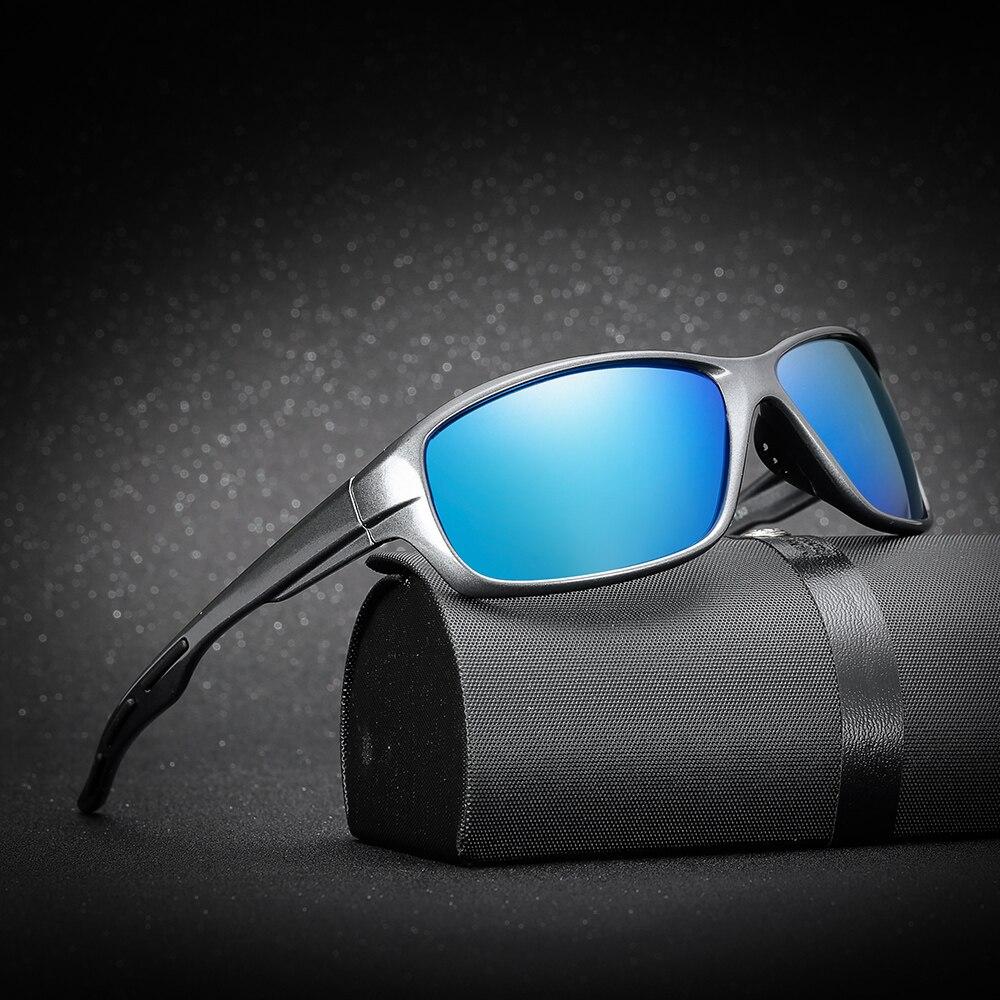 Купить с кэшбэком AIELBRO Professional Military Men Polarized Sunglasses Driving Glasses Man Classic Outdoor Sport Hiking Eyewear Gafas Ciclismo