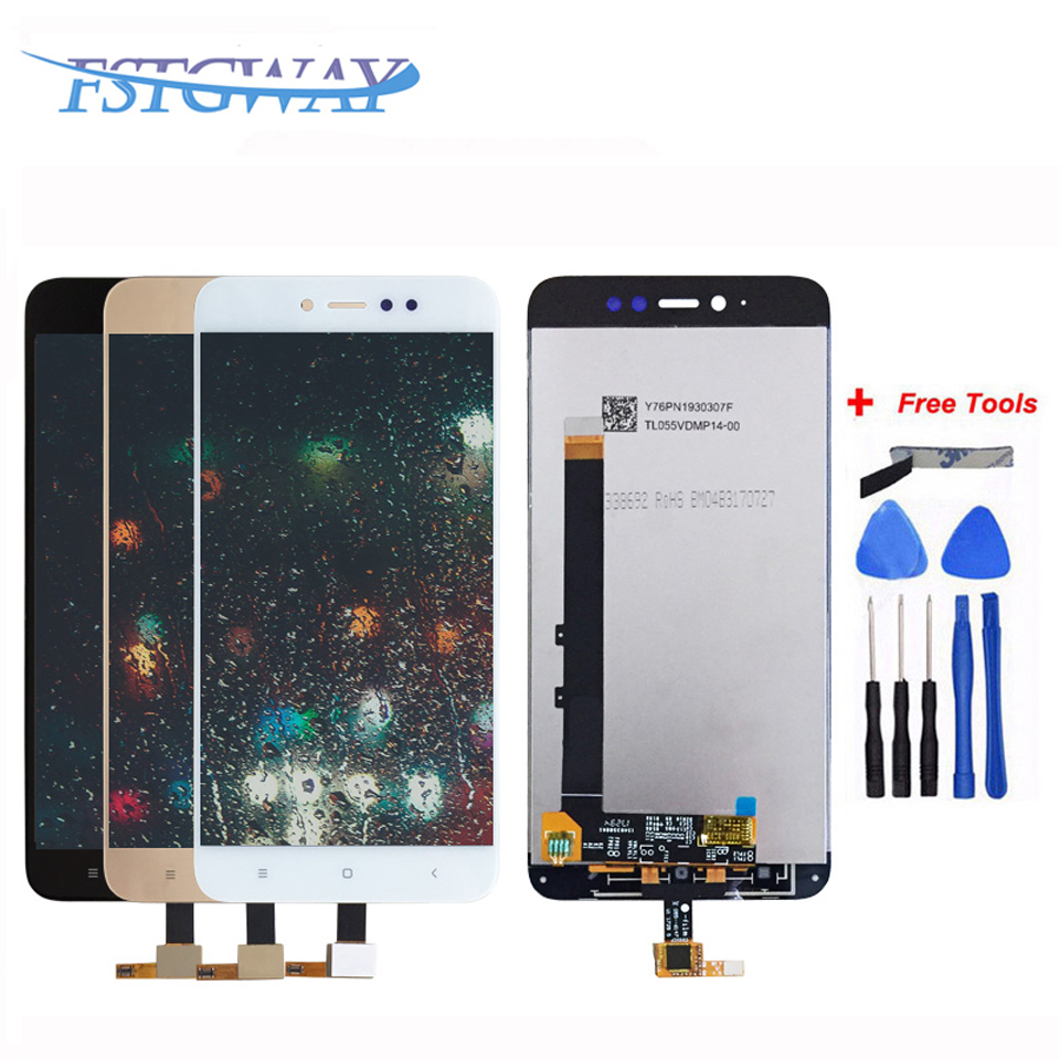 Display 32gb Us 21 85 5 Off Fstgway For Xiaomi Redmi Note 5a Prime 3gb 32gb Lcd Display Touch Screen Digitizer Assembly Replacement Free Tools In Mobile Phone