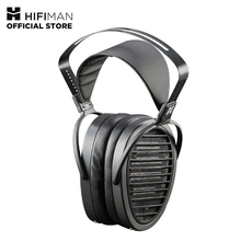 HIFIMAN Arya Full-Size Over Ear Planar Magnetic Audiophile Adjustable Headphone hifiman arya full size over ear planar magnetic audiophile adjustable headphone