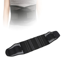 Lumbar Support Brace Hot Sale Fashion Breathable Mesh Steels Plate Protection Back Waist Support Belt RP1