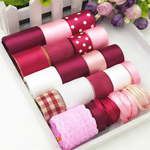 accessories red hair ribbon