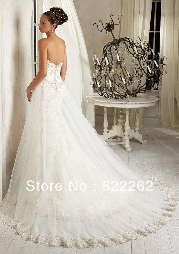 Vestidos de novia pasados de moda