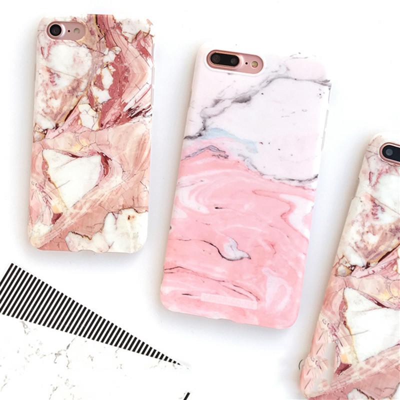 HTB1DCqGOXXXXXX2apXXq6xXFXXXr - Light Pink Marble Stone Pattern Soft Silicon Phone Cases For iPhone 7 Plus 6 6S Plus Shell PTC 100