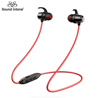 Sound Intone Bluetooth Headphones Wireless Handsfree Headphone Sports Bass Bluetooth Earphone With Mic For Phone IPhone