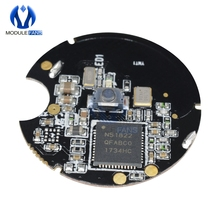 NRF51822 2V-3.3V Bluetooth 4.0 Wireless Module For iBeacon Base Station Intelligent Control System Beacon BLE Module 4MA(China)