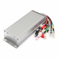 Electric Bicycle Brushless Motor Controller 48V 1500W 18 Fets For E bike&Scooter