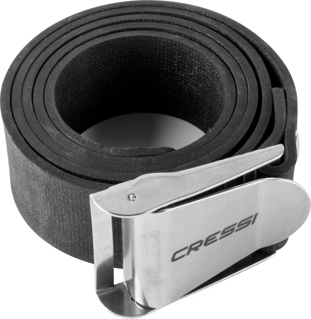 Cressi Quick Release Diving Weight Belt with Stainless Steel Buckle Scuba Dive Equipment