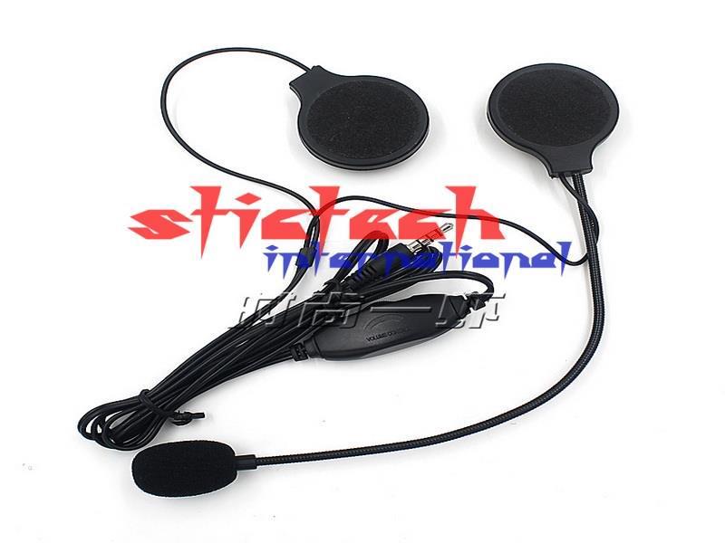 Headphones Speakers Motorcycle-Helmet Radio Motorbike Stereo for Mp3 Cheapest 100pcs