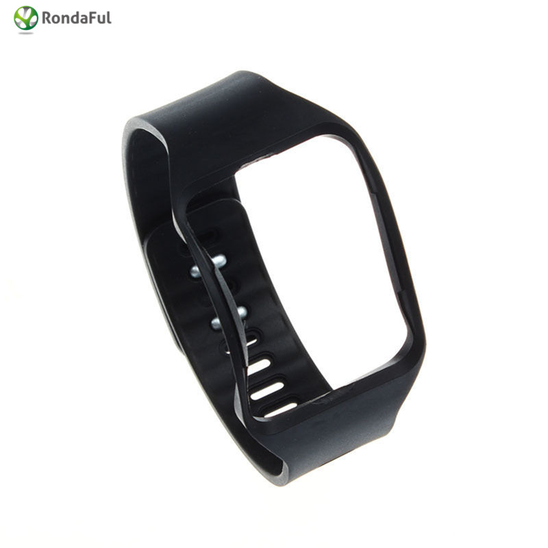 Replacement Watch Wrist Strap Wristband for Samsung Galaxy Gear S R750 Watches Band Accessories 5 Color 1pcs