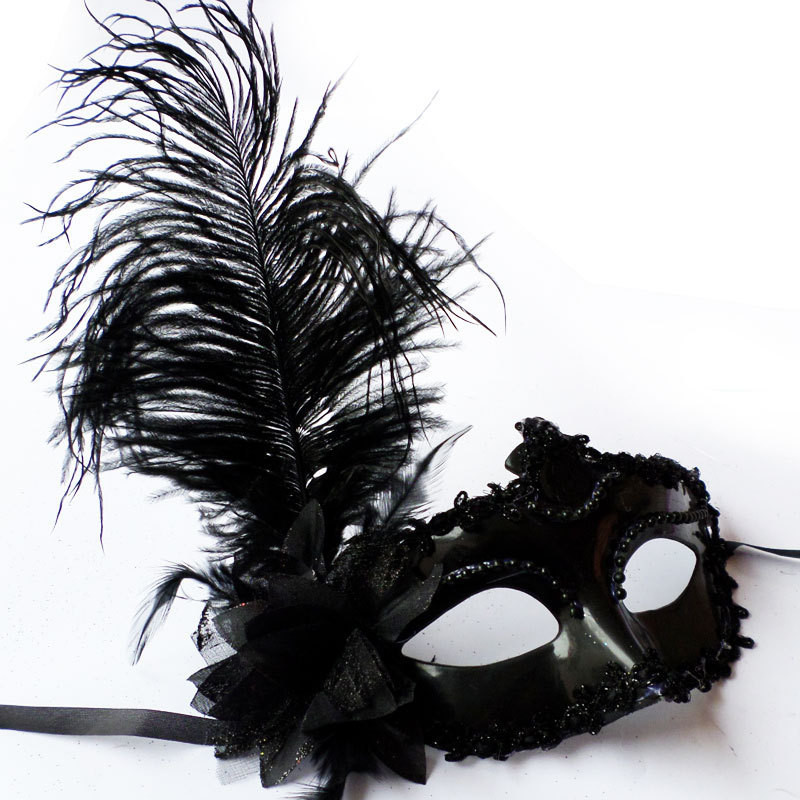 Chic Women/'s Mask Masquerade Costume Party Prom Carnival Fancy Ball Hallowee YH