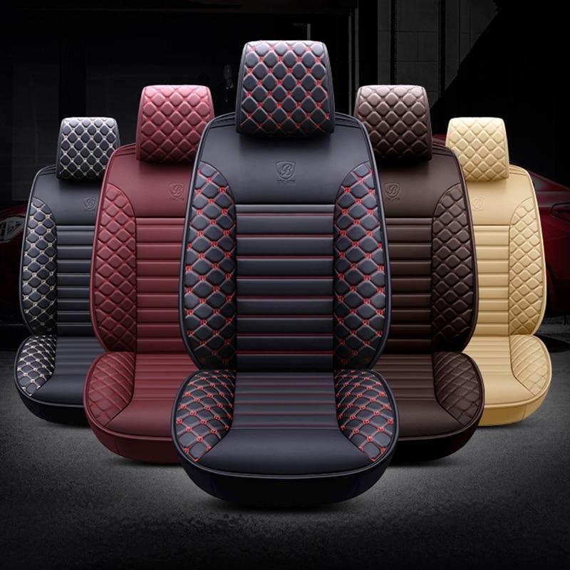 Lambeth Luxury Full Set Car Seat Covers For Classic Mini