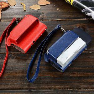 Image 5 - Funda protectora 2 en 1 con soporte para caja de almacenamiento y Cordón portátil para cigarrillo electrónico hyq 2,4 PLUS