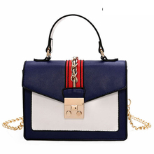 US $19.08 41% OFF|Women Handbags fashion women messenger bags flap crossbody bag sling chain shoulder bolsa high quality small handbags-in Top-Handle Bags from Luggage & Bags on Aliexpress.com | Alibaba Group