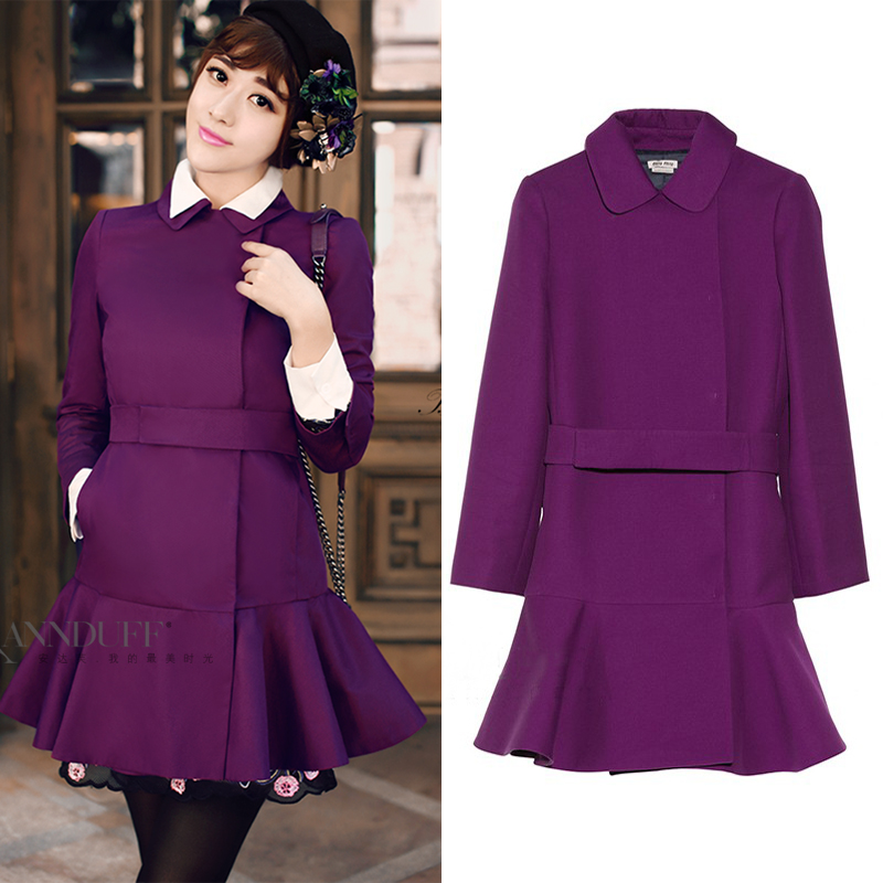 Popular Lady Wool Coat-Buy Cheap Lady Wool Coat lots from China ...