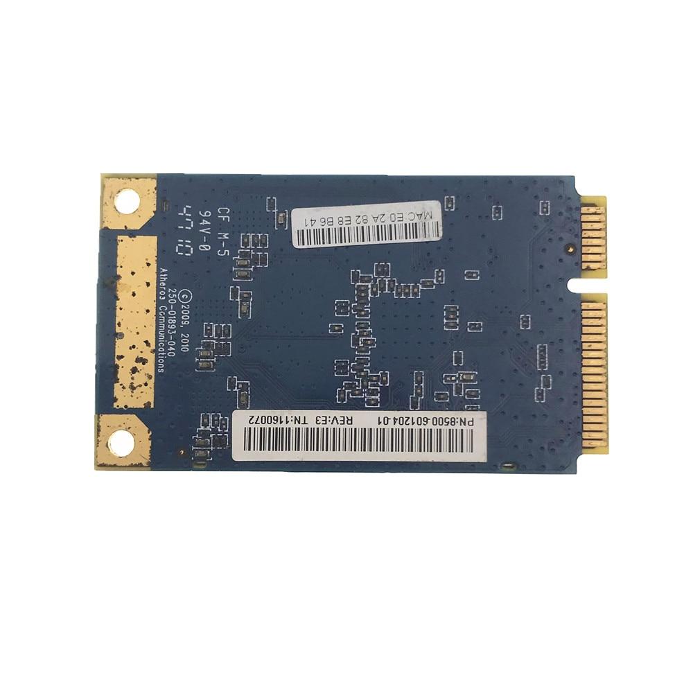 Atheros AR9380 450Mbps Mini PCI-E Dual-band 2.4/5GHz WIFI Card