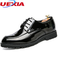 New Men Shoes Party And Wedding Men Dress Shoe British Style Men S Loafers Fashion Flats