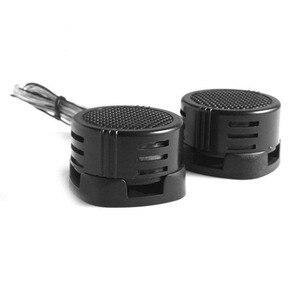 Interrupteur robuste et Durable 500w | 2 pièces, alimentation automobile, haut-parleurs de fort, Tweeter dôme, taille compacte
