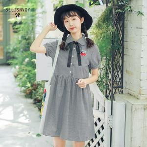 Japanese Preppy Style Summer W