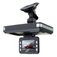 Auto Car Recorder Radar Detector 720P 2in1 GPS Speed Radar Automatically Save the Video Car Dash Cam Alert Speed Limit&Distance buy speed radar camera speed captured radar sensor
