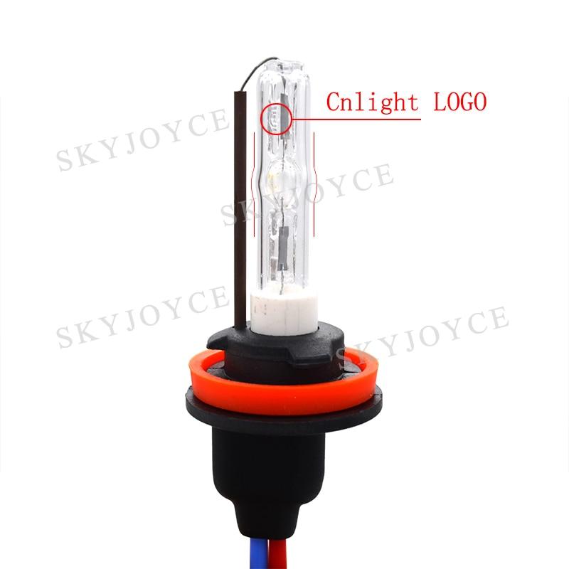 35W Cnlight Canbus Xenon Kit DLT X35 Canbus Fast Start HID Ballast Reactor 35W 4300K 6000K H1 H7 H11 D2H Cnlight Ball HID Bulb (7)