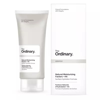 [THE ORDINARY] Natural Moisturizing Factors + HA 100ml (Upsize)