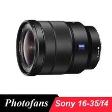 Sony 16-35 f4 Zeiss Vario-Tessar T* FE 16-35mm f/4 ZA OSS Lens