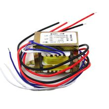 EI-type Transformer/power Transformer 10W 0-110V For PRT-02A Preamplifier Board toroidal transformer copper custom transformer 115 230vac 220vac 120va dual 12v 15v transformer for pre amplifier board