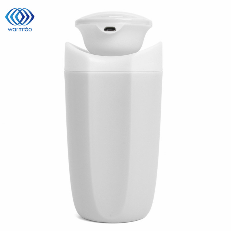 humidifier air purifier jane eyre usb desktop bedside humidifier 5V LED lighting USB Mini Air Humidifier 250ML Bottle Included Air Diffuser Purifier Atomizer For Desktop Car