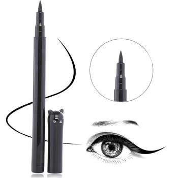 1PCS Waterproof Liquid Black Eyeliner Pencil Eye Liner Pencil Makeup Beauty Cosmetic Make Up Tools Makeup