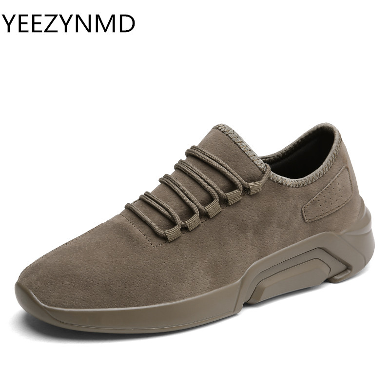 Genuine Leather Casual Shoes Men Spring Autumn Breathable Men's  Working Shoes Male Fashion Lace Up Footwear cimim spring autumn brand genuine leather shoes british style handmade male lace up fashion shoes men casual flats shoes for men