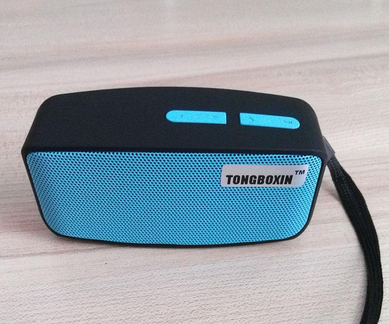 Venta al por mayor inalámbrico portátil MINI altavoz Bluetooth - Audio y video portátil - foto 2